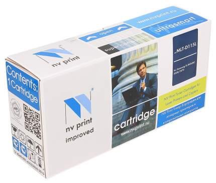 Картридж для лазерного принтера NV Print ML-TD115L, черный