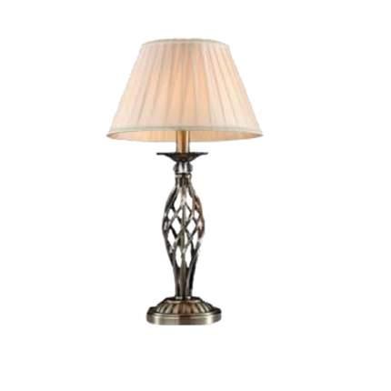 Настольный светильник Maytoni Grace ARM247-00-R бежевый