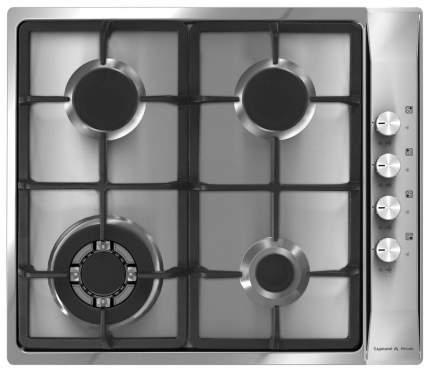 Встраиваемая варочная панель газовая Zigmund & Shtain GN 98.61 S Silver