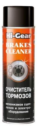 Очиститель тормозов механизмов сцепления и электрооборудования Hi-Gear HG5385R
