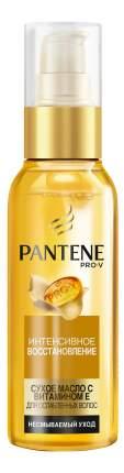 Масло для волос Pantene Восстановление кератина с витамином Е 100 мл