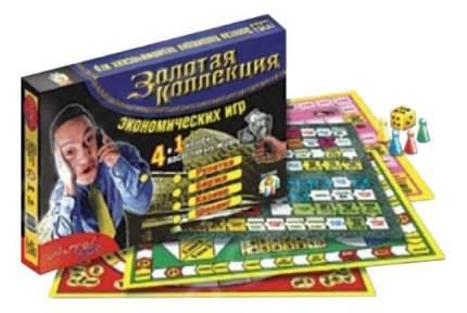 Экономическая настольная игра Оригами Золотая коллекция экономических игр