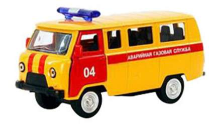 Машина спецслужбы Play Smart УАЗ 39625 Аварийная газовая служба