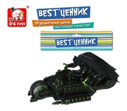 Мотоцикл S+S Toys Bestценник - Мотоцикл с фигуркой