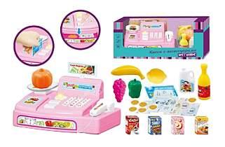 Касса игрушечная S S Toys Касса с аксессуарами