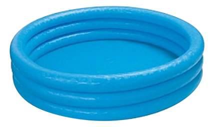 Бассейн надувной INTEX Кристалл голубой
