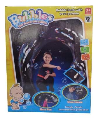 Мыльные пузыри Shantou Gepai Мыльные пузыри Boubbles 2 флакона по 200 мл