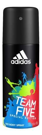 Дезодорант Adidas Team Five 150 мл
