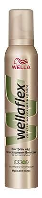 Мусс для волос Wella Wellaflex Контроль над непослушными волосами 200 мл