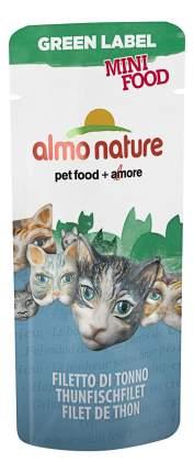 Лакомство для кошек Almo Nature Green Label, тунец, рис, 0.003кг