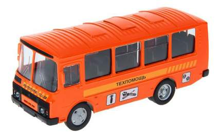 Машинка Autotime ПАЗ-32053 техпомощь 1:43