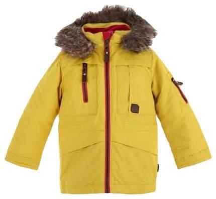 Куртка Thunder ColorKids 102732, размер 92-98 см, цвет желтый