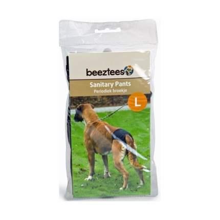 Трусы для собак Beeztees размер L, шт черный