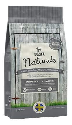 Сухой корм для собак BOZITA Naturals Original X-Large, для крупных пород, курица, 12кг