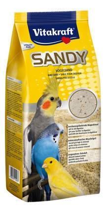 Vitakraft Песок Sandy для всех видов птиц, 2,5 кг