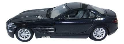 Коллекционная модель MotorMax Mercedes Benz SLR McLaren черная 1:24