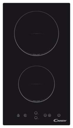 Встраиваемая варочная панель электрическая Candy CDH 30 Black