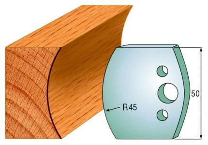 Комплект из 2-х ножей 50x4 SP CMT 690.554