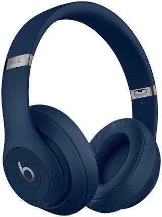 Беспроводные наушники Beats Studio3 Wireless Over-Ear Headphones Blue