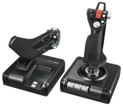 Джойстик Logitech X52 Professional HOTAS Black (945-000003)