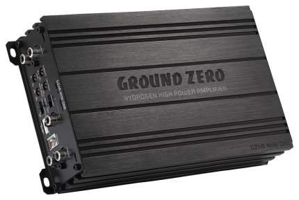 Усилитель 1-канальный Ground Zero GZHA MINI ONE
