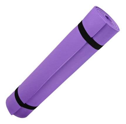 Коврик для йоги Hawk HKEM1205-03 фиолетовый 3 мм