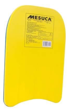 Доска для плавания Mesuca JF-101 синяя/желтая