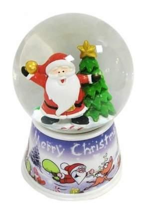 Снежный шар Новогодняя сказка Дед Мороз 8 см 972995