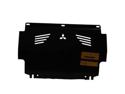 Защита радиатора Мотодор для Mitsubishi (motodor11315)