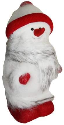 Елочная игрушка Winter Wings Снеговик В красной шапке 33 см