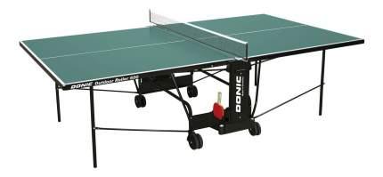 Теннисный стол Donic Outdoor Roller 600 зеленый, с сеткой