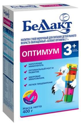 Молочная смесь Беллакт Оптимум 3+ от года 400 г