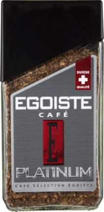 Кофе растворимый Egoiste platinum 100 г