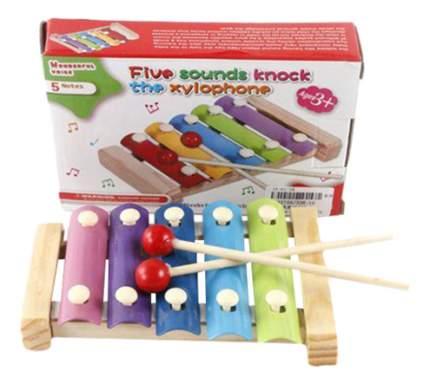 Ксилофон игрушечный Shantou Gepai 338-10