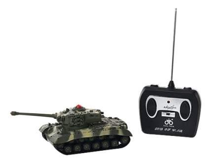Радиоуправляемая военная техника Play Smart Танк. Цинковый сплав