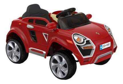 Электромобиль 1TOY Porsche Cayenne красный т11036