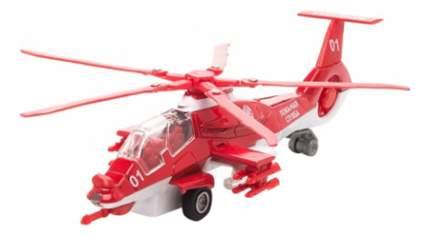 Вертолет Пожарная служба 1:43 Технопарк