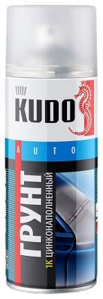 Грунт автомобильный KUDO KU-2301 акриловый 520 мл