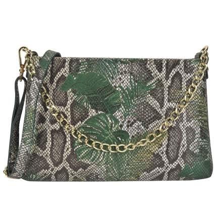 Сумка женская кожаная Sara Burglar Ariel Tropic Verde