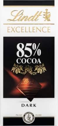 Шоколад темный Lindt excellence 85% 100 г