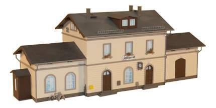 Модель сборная Вокзал Flohatal 1:87 HO Auhagen 11368