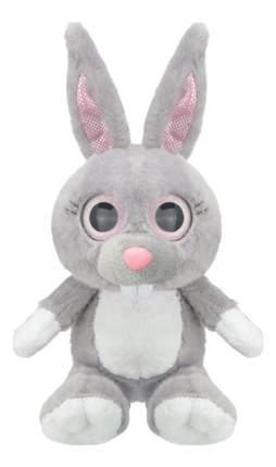 Мягкая игрушка Wild Planet Зайчик 15 см серый k7865