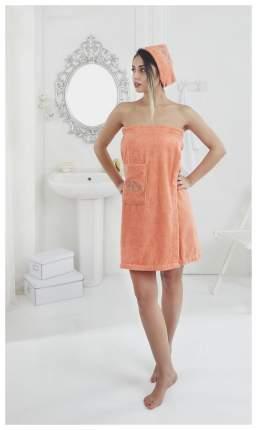 Набор для сауны женский Karna Pera 2 предмета Оранжевый
