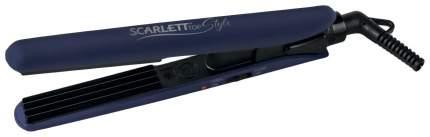 Выпрямитель волос Scarlett Top Style SC-HS60601 Blue
