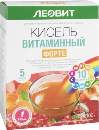 Кисель Леовит витаминный форте 100 г