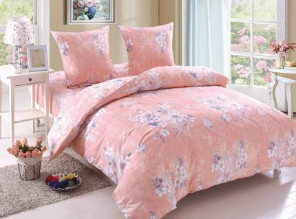 Комплект постельного белья из поплина Amelia Евро