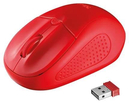 Беспроводная мышка Trust Primo Red (20787)