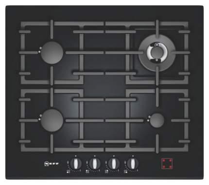 Встраиваемая варочная панель газовая Neff T62R36S1 Black