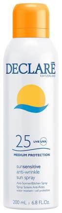 Солнцезащитное средство Declare Sun Sensitive Anti-Wrinkle Sun Spray SPF 25 200 мл