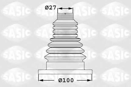 Пыльник Sasic 1906033